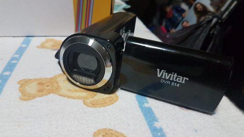 Video camara digital marca vivitar formato de memoria sd