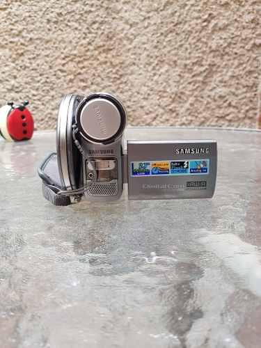 Videocámara digital samsung sc-dc565 seminueva!!