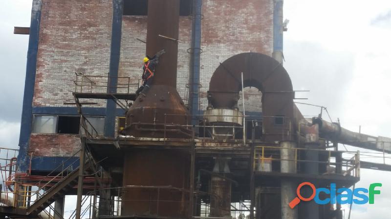 Desmantelamiento profesional y demolicion