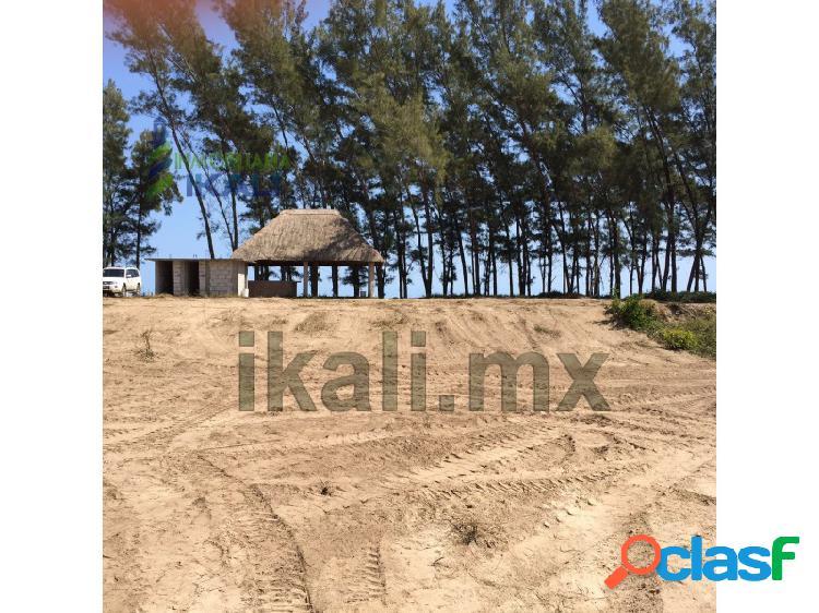 Venta Terreno 2354 m² Barra Galindo Tuxpan Veracruz, La Barra Norte