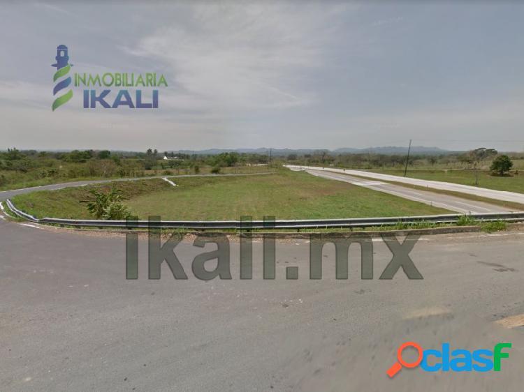Venta Terreno 4000 m² retorno tierra blanca Autopista México -Tuxpan Veracruz, Tierra Blanca
