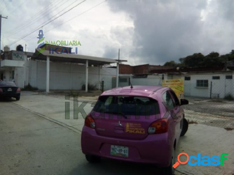 Venta Terreno 154.94 m² Colonia Miguel Hidalgo Poza Rica Veracruz, Miguel Hidalgo