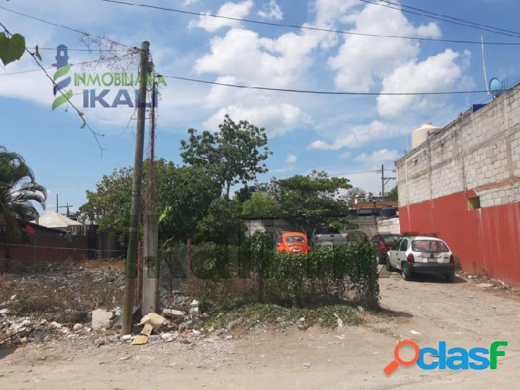 Venta Terreno 200 m² Ampliación Santa Elena Poza Rica Veracruz, Santa Elena