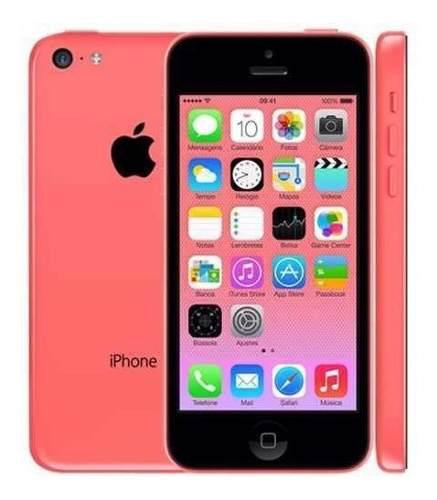 Apple iphone 5c 16gb original libre de fábrica rosa rosado