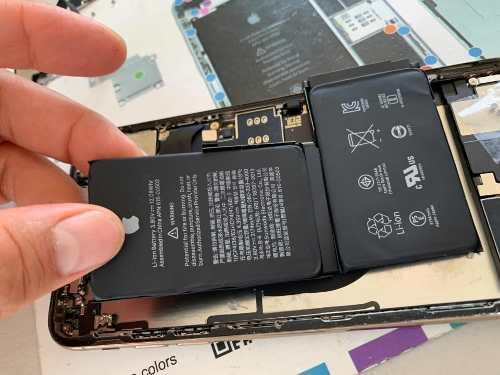 Batería iphone xs max genuina apple original al 100% con
