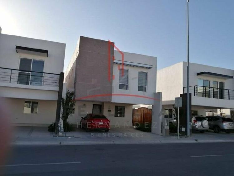 Casa amueblada renta fracc prados de san lorenzo 27,000 mx