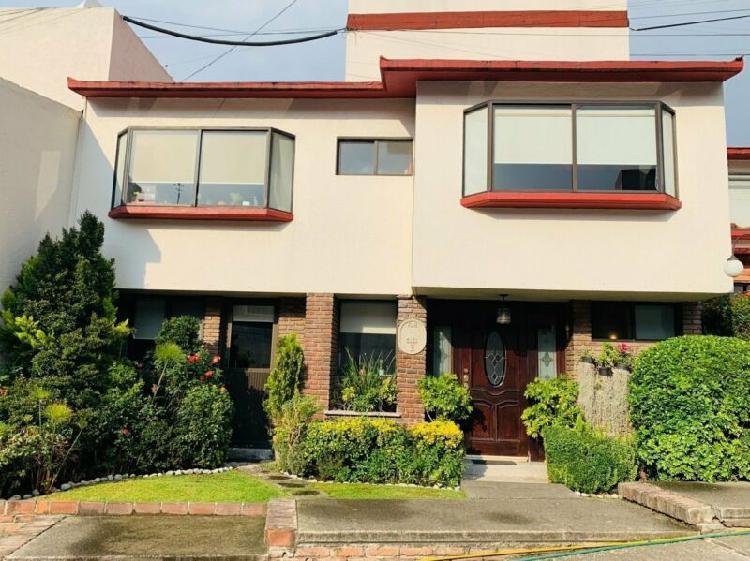 Casa renta en san jerónimo, magdalena contreras