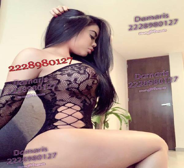 Damaris• werita super chichona sexy, apretadita y cachonda