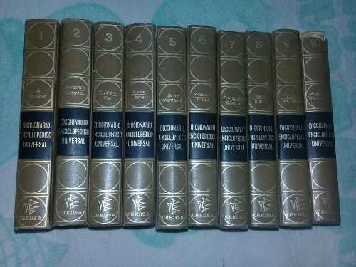 Diccionario enciclopedico universal