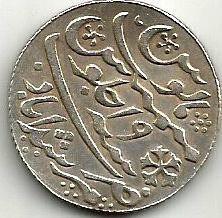Moneda de plata extranjera