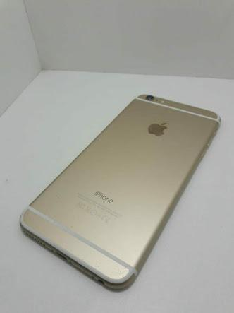 Semi nuevo iphone 6 plus 64 gb estética de 10 todo al cien