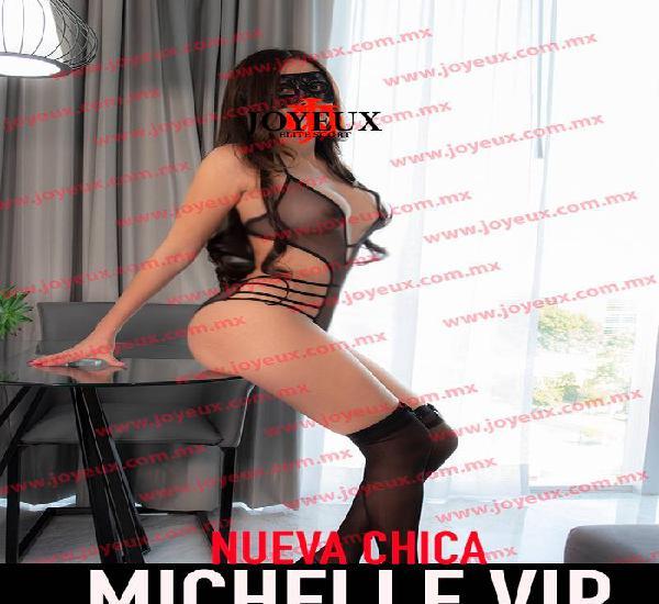 Soy michelle tienes que conocerme 3310919987