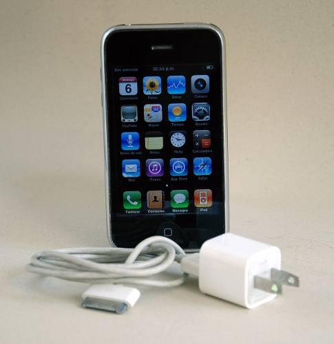 Iphone 3g modelo a1241 8gb