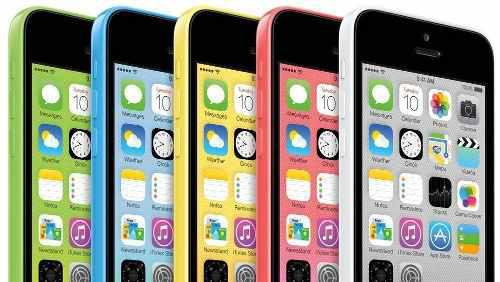 Iphone 5c - green - apple iphone 5c 5s 6 6s 6 más 6s