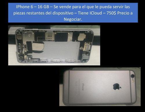 Iphone 6, 5s, y 5s, precios tratables.