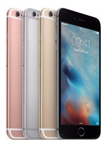 Iphone 6s plus 64 gb nuevo garantía envio inmediato meses