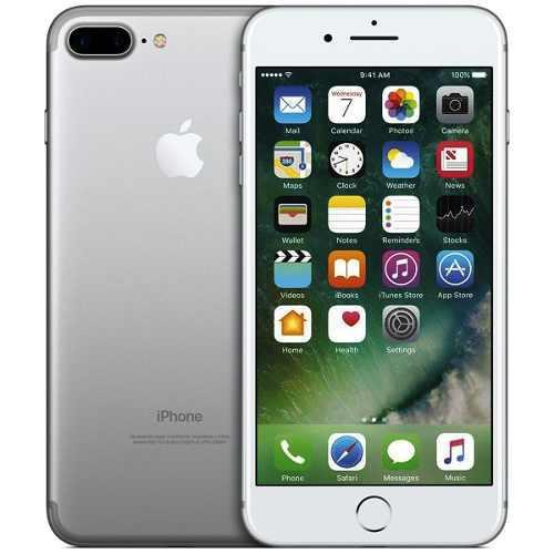 Iphone 7 apple 128gb gsm desbloqueado plata iph7-128-sv-a