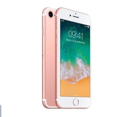 Iphone 7 de 32 rosa. nuevo. caja sellada