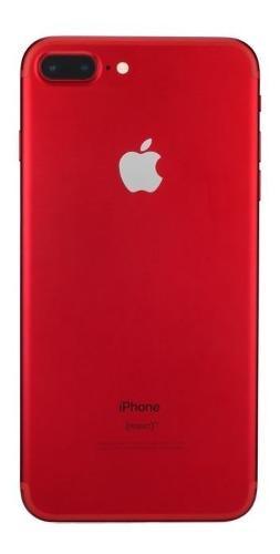 Iphone 7 plus 128gb red - rojo - edición especial
