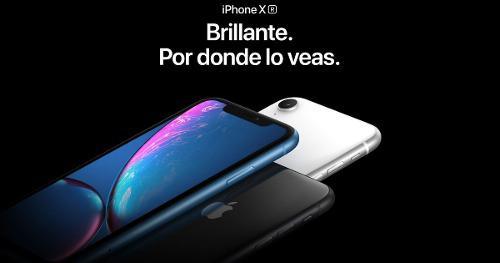 Iphone xr liberado por dusim 1 año garantia apple