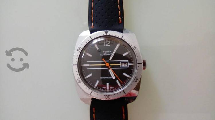 Reloj timex antiguo automatico de caballero