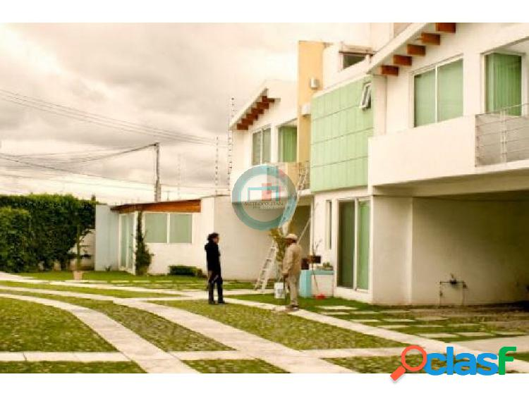 Casa renta metepec fracc por av tecnologico