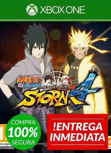 Naruto shippuden: ultimate ninja storm 4 | xbox one | online