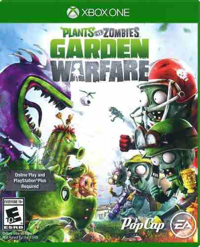 Plants vs zombies garden warfare xbox one online