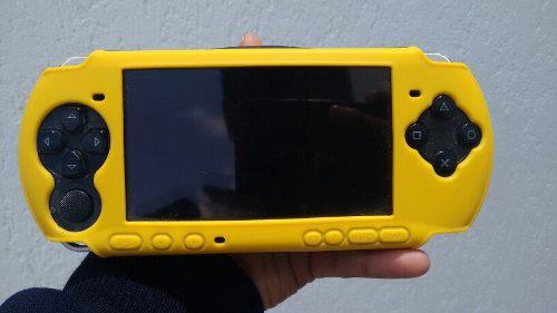 Sony Original 16 Gb Psp Slim Negro En Buen Estado