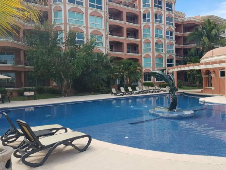 Venta de condominio 2 recamaras marina costa bonita mazatlan