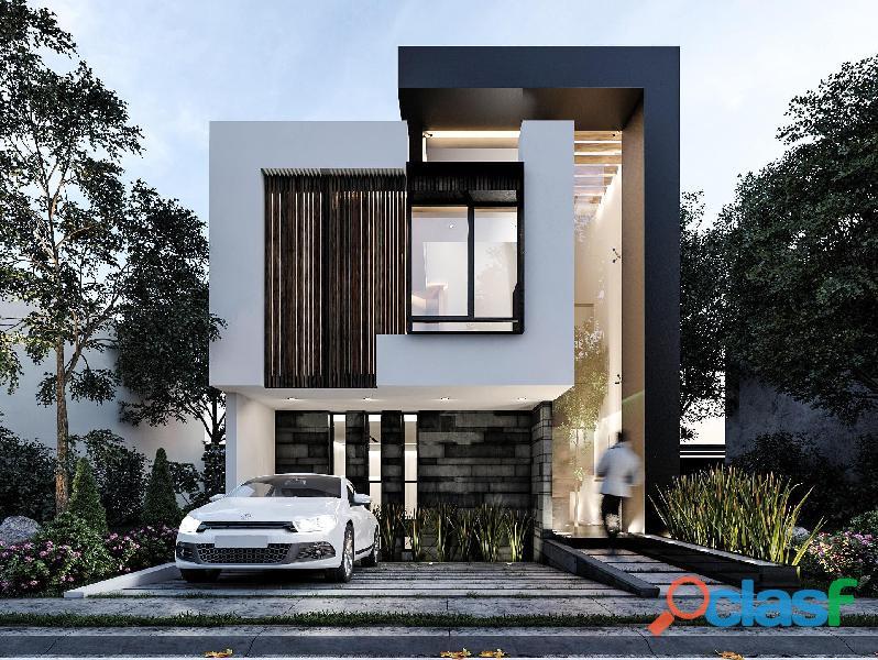 Casa en venta en bugambilias. construye la casa de tus sueños.