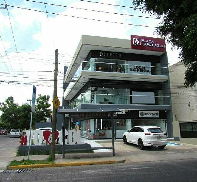 B plaza lapizlazuli, local 4 renta