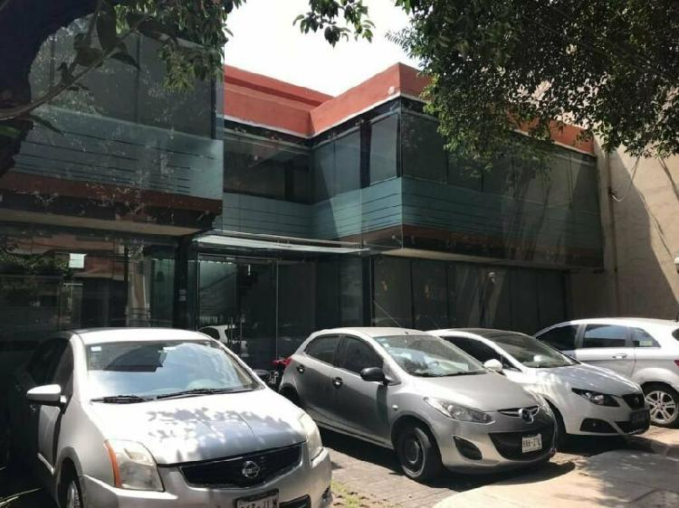 Casa en venta adaptada para oficinas, insurgentes mixcoac