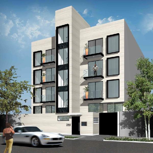 Desarrollo casas grandes 255, narvarte oriente, preventa,