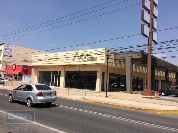 Local comercial plaza andares