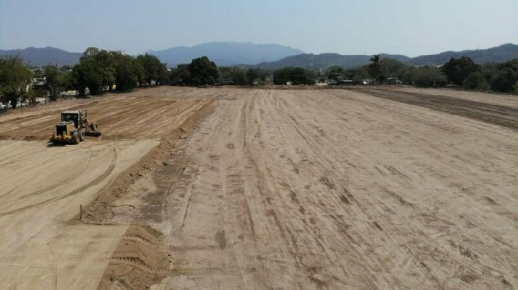 "Terrenos comerciales céntricos en manzanillo ""fracc puerta"