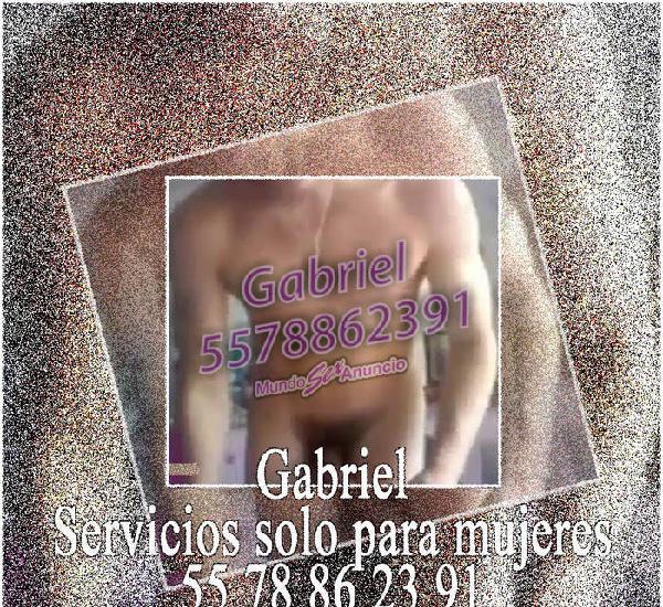Gabriel. Servicios solo para mujeres. Teotihuacan