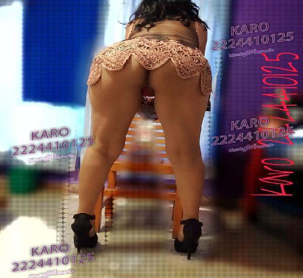 Karo ♦️ cumplo tus fantasías sexuales