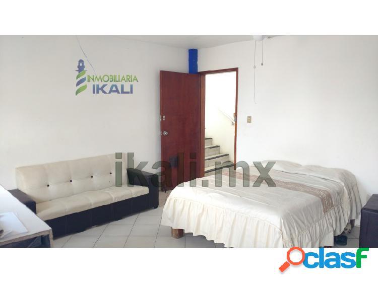 habitación amueblada centro tuxpan Veracruz, Tuxpan de Rodriguez Cano Centro