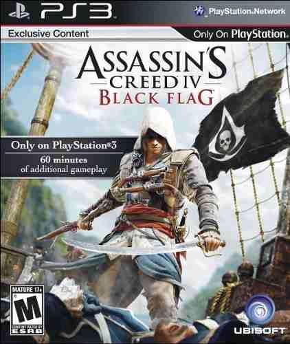 Assassins creed iv black flag ps3.: ordex:.