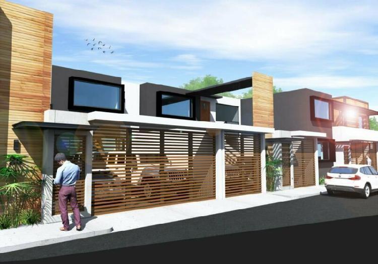 Casas en pre venta, residencial mexico
