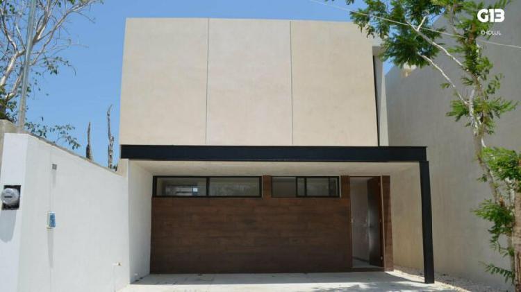 Casas en venta g13 en cholul