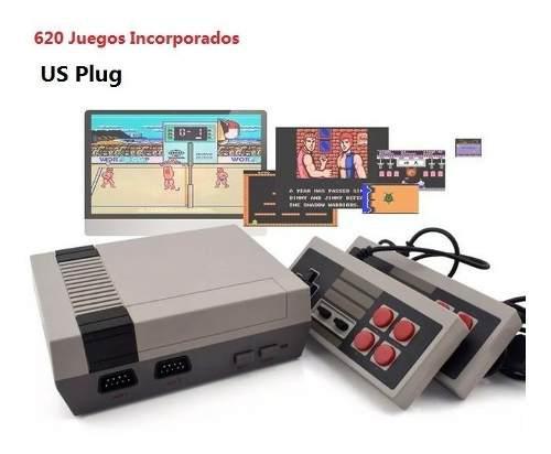 Consola de videojuegos retro clásica mejorada