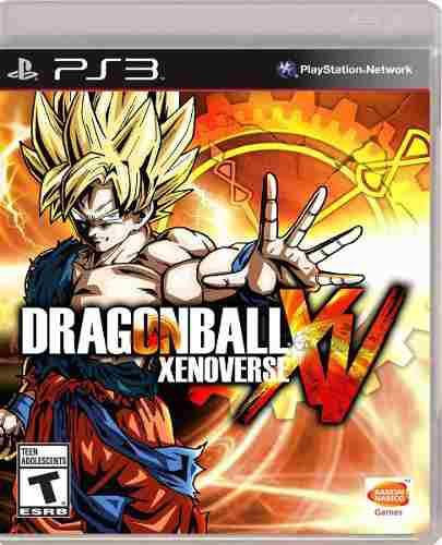 Dragon ball: xenoverse::.. para playstation 3 game cen