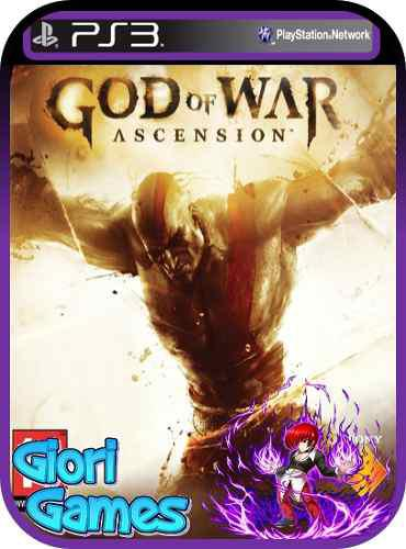 God of war asencion + 1 y 2 + origins para ps3 dig