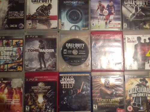 Juegos para ps3 (playstation 3) baratos