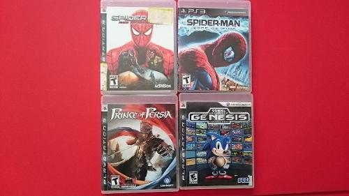 Juegos play station 3 varios titulos