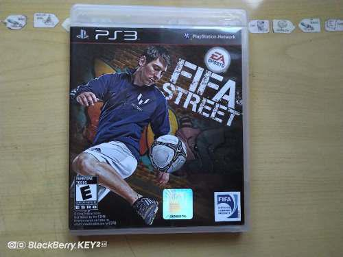 Juegos ps3 fifa street