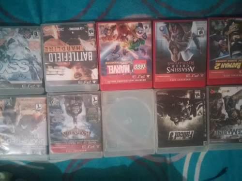 Juegos ps3, uncharted 3, lego batman 2 y muchos mas