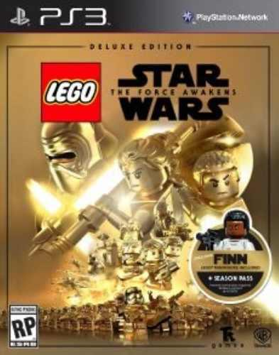 Lego star wars: the force awakens edición deluxe ps3